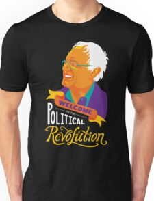 Welcome to the Political Revolution T-Shirt T-Shirt