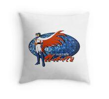 Gatchaman Ken The Eagle Throw Pillow