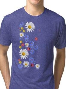 Flowers, wildflowers Tri-blend T-Shirt