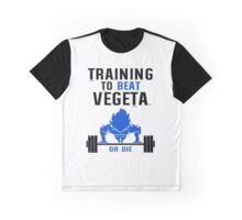 TRAINING VEGETA - Baset of Dragon Ball Graphic T-Shirt