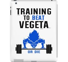TRAINING VEGETA - Baset of Dragon Ball iPad Case/Skin