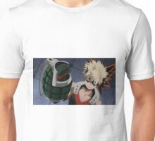 Bakugou Katsuki Unisex T-Shirt