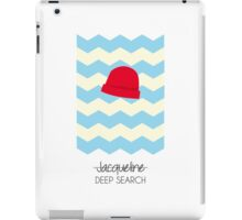 Jacqueline Deep Search, The Life Aquatic iPad Case/Skin
