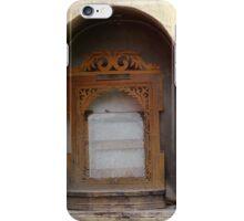 Empty Shrine iPhone Case/Skin