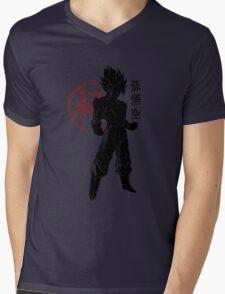SON GOKU - Baset of Dragon Ball Mens V-Neck T-Shirt