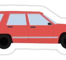 Breaking Bad - Jesse's Car Sticker