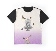 Caged. Graphic T-Shirt