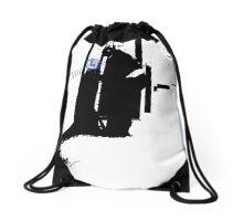 Splash  Drawstring Bag
