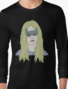 strange girl Long Sleeve T-Shirt