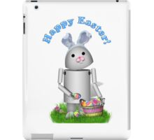 Happy Easter from Robo-x9 iPad Case/Skin