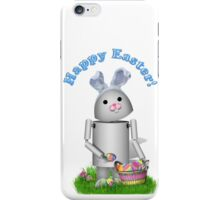 Happy Easter from Robo-x9 iPhone Case/Skin