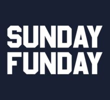 Sunday Funday by waywardtees