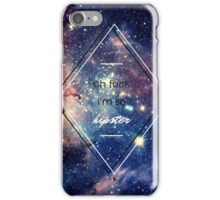 hipster #2 iPhone Case/Skin