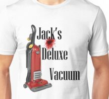 Jack's Deluxe Vacuum shirt Unisex T-Shirt