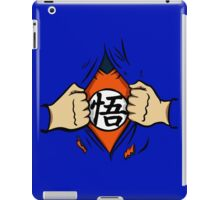 SUPERMAN SON GOKU iPad Case/Skin