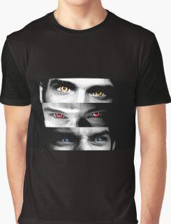 Teen Wolf - Alpha Beta Omega Graphic T-Shirt