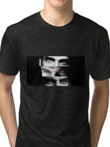 Teen Wolf - Alpha Beta Omega Tri-blend T-Shirt