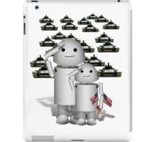 Tanks A lot! iPad Case/Skin
