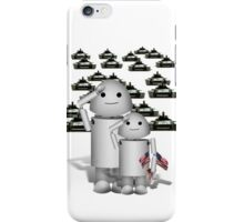 Tanks A lot! iPhone Case/Skin