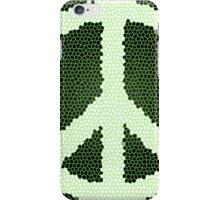 Green Peace Design iPhone Case/Skin
