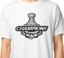 Stanley Cup Champions | Pittsburgh Penguins | 2016 Classic T-Shirt