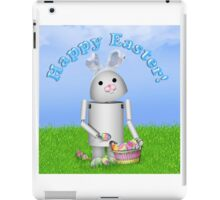 Cute Easter  Robo-x9  iPad Case/Skin