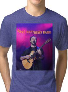 DAVE MATTHEWS BAND TOUR DATES Tri-blend T-Shirt
