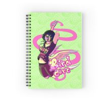 BIRD-CORE!! Spiral Notebook