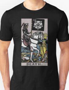 Tarot - Death. (BLACK TEE ONLY) T-Shirt