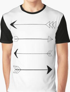 Shooting arrows Graphic T-Shirt