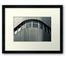 Arched facade Framed Print