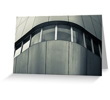 Arched facade Greeting Card