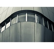 Arched facade Photographic Print