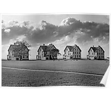 four houses Poster