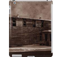 Storm of 1888 iPad Case/Skin