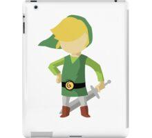 LINK - LEGEND OF ZELDA iPad Case/Skin