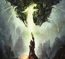 Dragon Age The Inquisition by Jamie Keenan