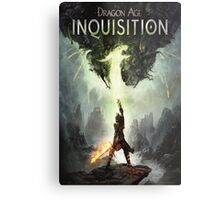 Dragon Age The Inquisition Metal Print