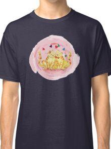 Love Cats Watercolor Classic T-Shirt