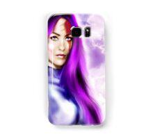 Lady Katana Samsung Galaxy Case/Skin