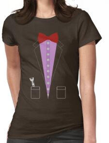 11th Doctor's Jacket Womens Fitted T-Shirt