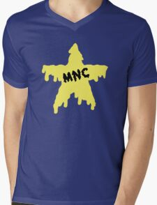 Another Melty Star Mens V-Neck T-Shirt
