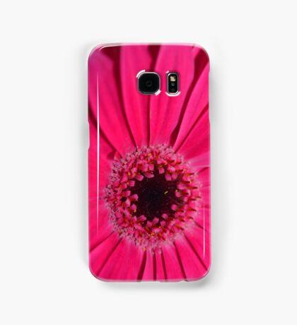 Pink Flower Phone Case Samsung Galaxy Case/Skin