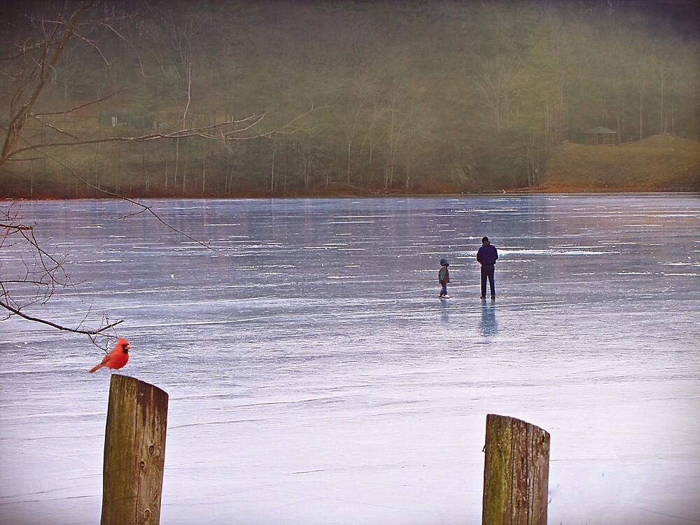 My First Walk on Water by David Dehner