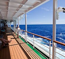 A Caribbean Cruise on board the Azura by Dave Tanner