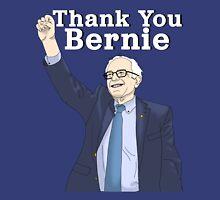 """Thank You Bernie"" | White | Bernie Sanders Unisex T-Shirt"