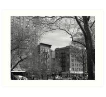 East Village 2 Art Print