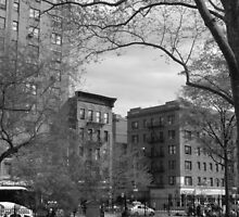 East Village 2 by Chris Moll