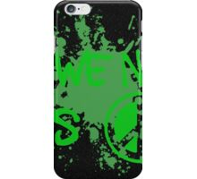ALL WE NEED IS PEACE  iPhone Case/Skin