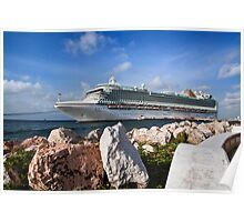 The Azura at Curacao Poster